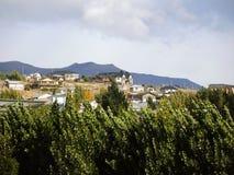 Landscape of Argentina. Landscape of the El Calafate town, Argentina Royalty Free Stock Image