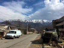 Landscape of Armenia Royalty Free Stock Photo