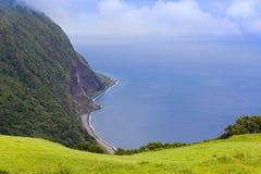 Landscape around Furnas, Sao Miguel Island, Azores archipelago. Portugal royalty free stock images