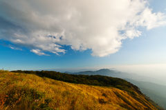 landscape Asia,Cloudscape,Summer,Sunligh Royalty Free Stock Image