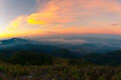 Landscape Asia,Cloudscape,Summer,Sunligh Royalty Free Stock Photo