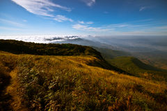 Landscape Asia,Cloudscape,Summer,Sunligh Stock Image