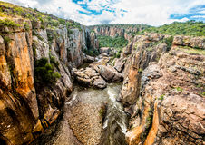 Free Landscape At The Blyde River Canyon, Bourke�s Luck Potholes Royalty Free Stock Images - 91608339