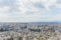 Landscape of Athens Stock Images