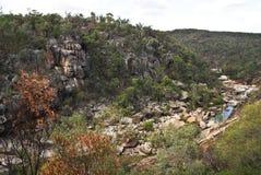 Landscape In Australia Royalty Free Stock Photos