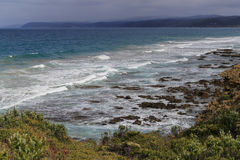 The landscape in australia Stock Photo