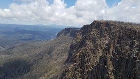 Landscape. Australia landscape tasmania devils gullet Royalty Free Stock Photography