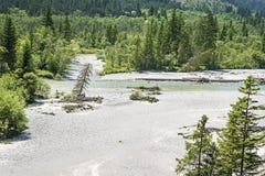 Landscape Austrian Alps Stock Photos