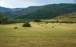 Landscape of Babia in Spain Royalty Free Stock Photography
