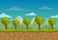 Landscape Background Stock Images