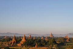 Landscape of Bagan Stock Photo