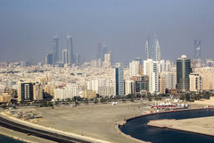 Landscape of Bahrain Royalty Free Stock Photo