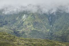 Landscape of Baliem Valley