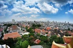 Landscape of bangkok Royalty Free Stock Image