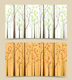 Landscape Banners Stock Photos