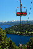 Landscape from bariloche, argentina Stock Images