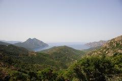 Landscape by Bay Stock Image