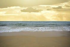 Landscape beach Stock Images