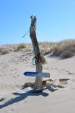 Landscape beach Sylt Stock Photography