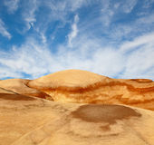 Landscape of beautiful desert nature in Utah Royalty Free Stock Photos