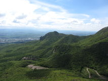 Landscape. The beautiful landscape from the mountain Beshtau Stock Image