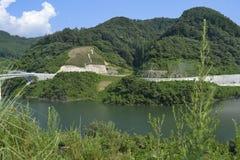 Landscape. Beautiful landscape in Tottori, Japan Stock Images