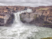 Landscape Beauty of Iceland in Europe Stock Images