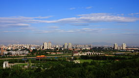 Landscape beijing Royalty Free Stock Photo