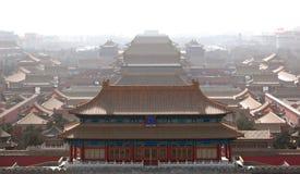 Landscape of beijing Royalty Free Stock Image