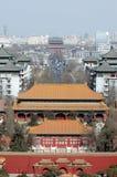 Landscape of beijing Royalty Free Stock Photo