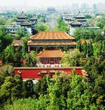 Landscape of beijing Royalty Free Stock Photos