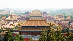 Landscape of beijing Stock Images