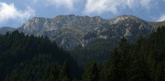 landscape berg Fotografering för Bildbyråer