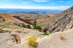 Landscape in the Bighorn Mountains Stock Photos