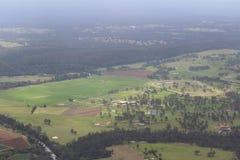 Landscape. Birdview of a landscape in australia Royalty Free Stock Photo