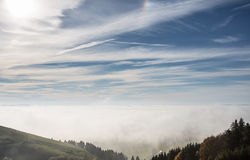 Landscape in the black forest, Germany Stock Image