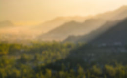 Landscape Blur Royalty Free Stock Images