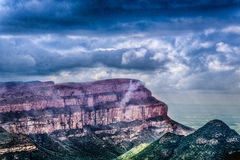 Landscape at the Blyde River Canyon Stock Image