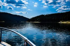 Landscape of Body of Water Royalty Free Stock Photos