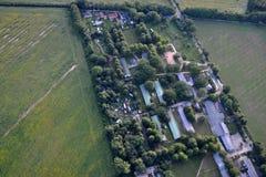 Landscape Brandenburg, Germany Royalty Free Stock Images
