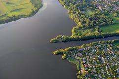 Landscape Brandenburg, Germany Royalty Free Stock Photos