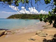 Landscape in Brazil stock photo
