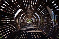 Landscape bridge Royalty Free Stock Images