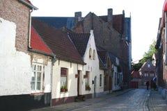 Landscape from brugge Stock Image