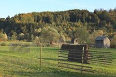 Landscape in Bucovina,Romania Stock Photo