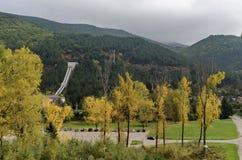 Free Landscape By VEZ Kokaliane In Autumn Stock Photos - 64718603