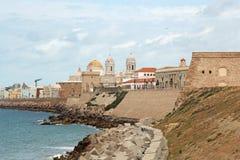 Landscape of Cadiz, Spain Stock Photography