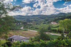 Landscape Caminhos de Pedra Brazil Royalty Free Stock Photo