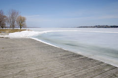 Landscape of Canada. Landscape of Port Hope - Canada, Ontario Stock Image