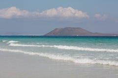 Landscape of canary island Royalty Free Stock Photos